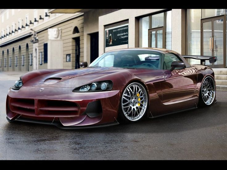 Nissan Dealers In Nj >> this is real life. | Cars | Dodge viper, Custom muscle ...