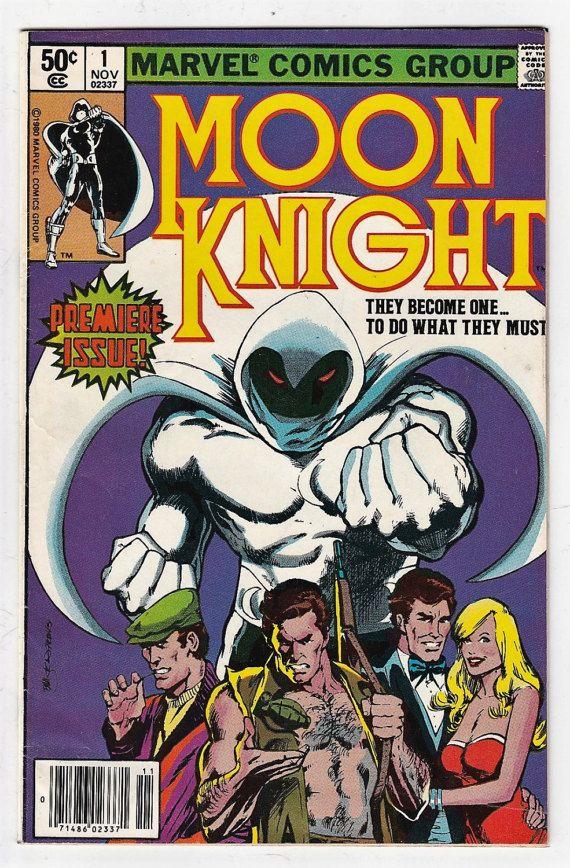 Moon Knight 1 FN Key Issue 1st Appearance Bushman Netflix