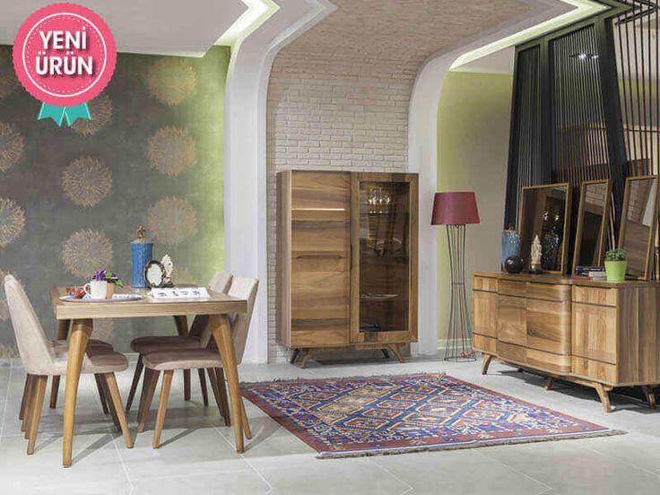 Fellini Modern Yemek Odası sadeliğini ve şıklığını evinize yansıtıyor!  #Modern #Furniture #Mobilya #Fellini #Yemek #Odası #Sönmez #Home #EnGüzelAnlara #YeniSezon #Praga #YemekOdası #Home #HomeDesign  #Design #Decoration #Ev #Evlilik #Wedding #Çeyiz #Konfor #Rahat #Renk #Salon #Mobilya #Çeyiz  #Kumaş #Stil #Tasarım #Furniture #Tarz #Dekorasyon #Vitrin