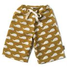 CLEARANCE - Zebi Baby Organic Boys Pants Whale- Free shipping