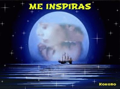 ME INSPIRAS...un poema de Francisco Pelufo