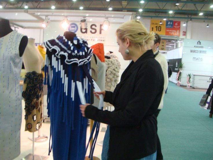 Pasiflora Flower/knitting-weawing(2012)