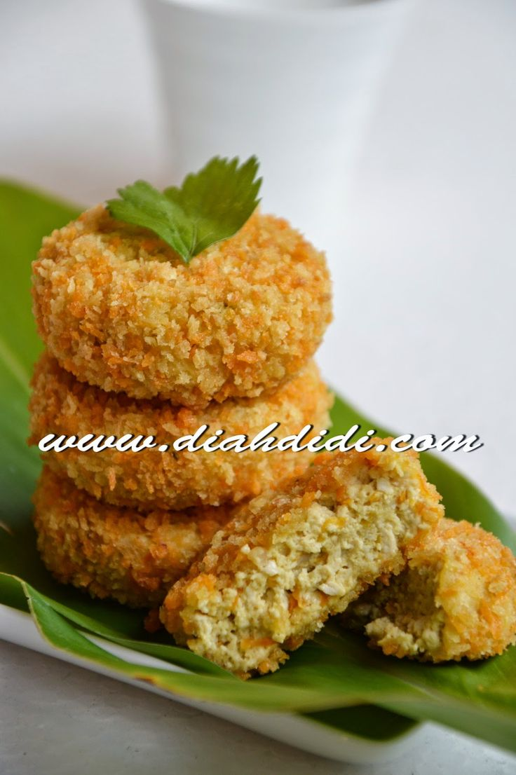 Diah Didi's Kitchen: Nugget Tahu Wortel