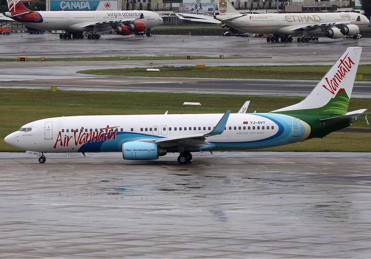 Air Vanuatu Boeing 737-800