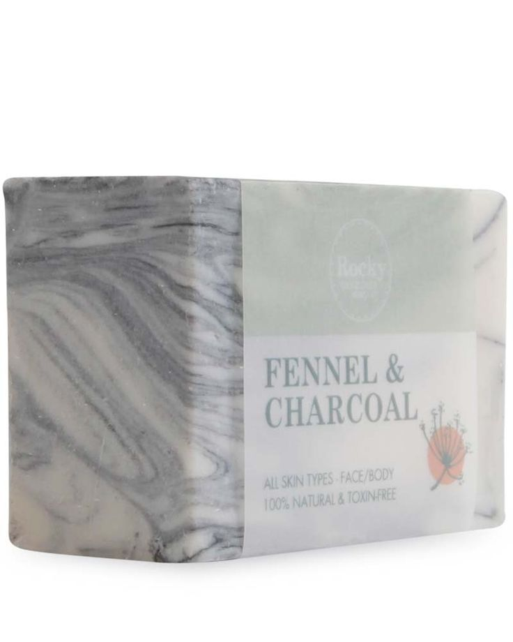 This unique blend of Charcoal, Fennel and Cedarwood has a grounding, meditative scent and is a wonderful way to naturally cleanse and tone your skin. With it's natural antibacterial qualities, those with blemish-prone skin will find it most beneficial.All skin types, Face and bodyAlso available i...