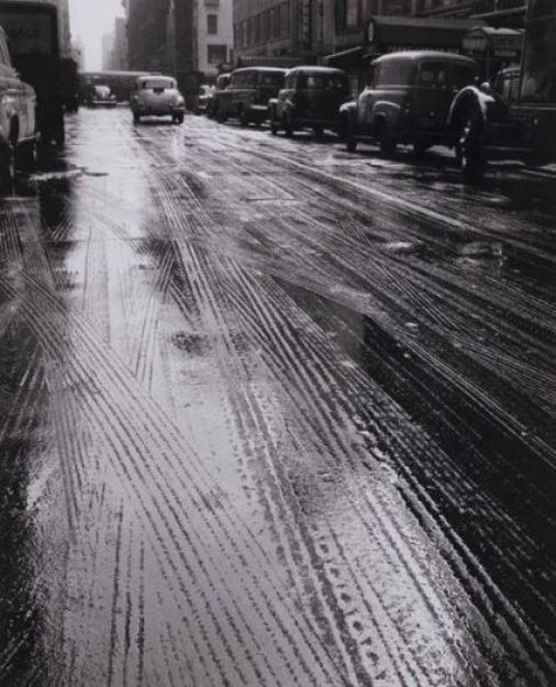 Mario De Biasi New York, 1955