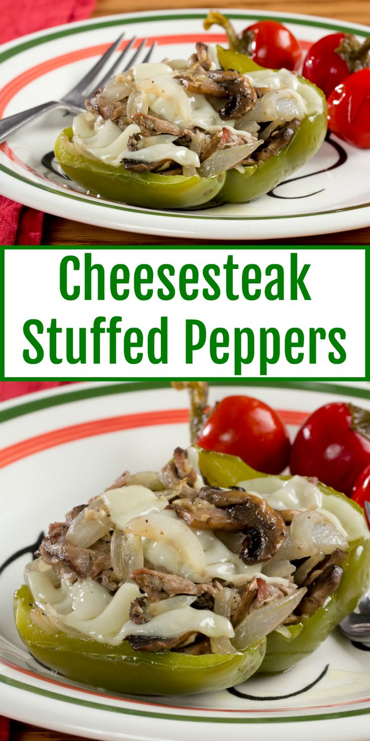 496 best everyday diabetic recipes images on pinterest diabetes weve stuffed all the goodness of a philly cheesesteak into fresh peppers to come forumfinder Choice Image