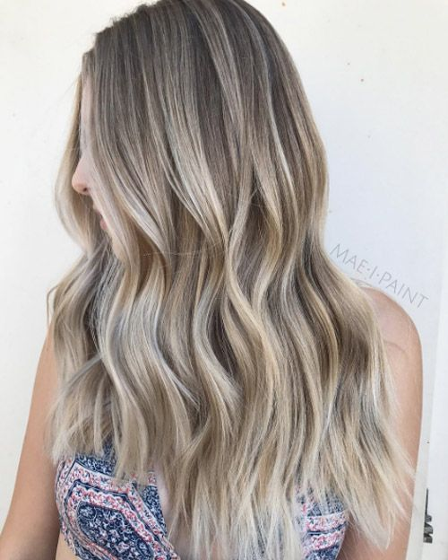40 Soiled Blonde Highlights for Each Pores and skin Tone