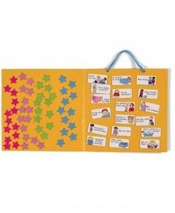 Doowell Star Chart $17.95 #sweetcreations #education #family #organisation #learning #charts