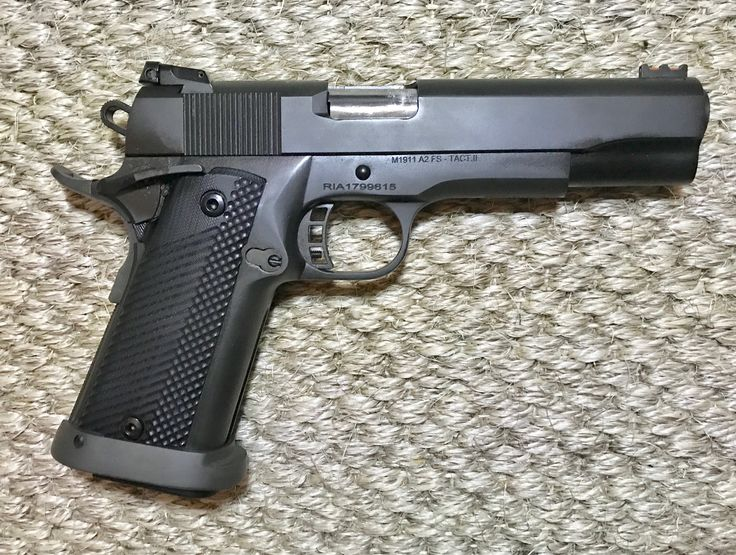 Rock Island Armory 1911 A2 TACT II - 10 mm High Capacity
