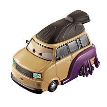 Disney Pixar Cars 2 Oversized Die-Cast Vehicle - Kingpin Nobunaga