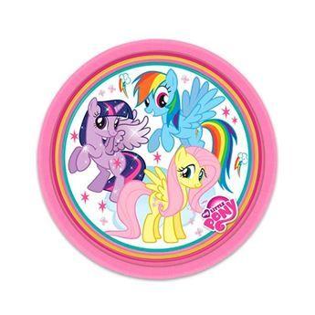 Venta de Platos mi pequeño Pony pequeños (8)