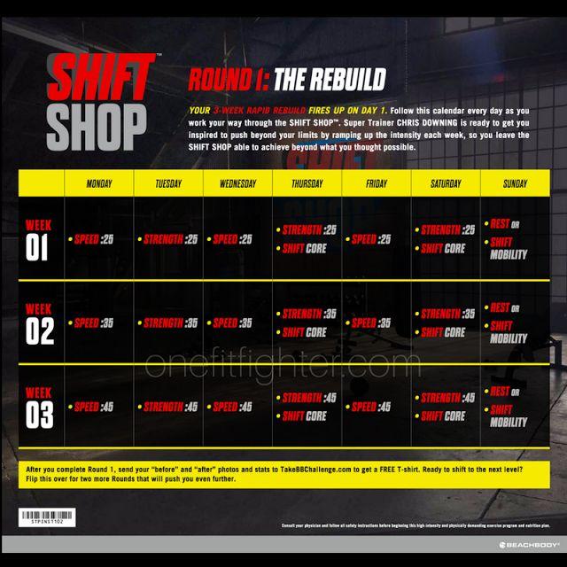 The Shift Shop Workout Calendar, katy ursta, beachbody, chris downing, teambeachbody UK launch, beachbody UK launch, beachbody United kingdom launch, chris downing, The Shift Shop workout review, The Shift Shop workout transformations