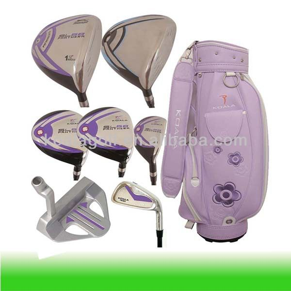 Quality Complete lady golf clubs , Women Golf Club Set $120~$150