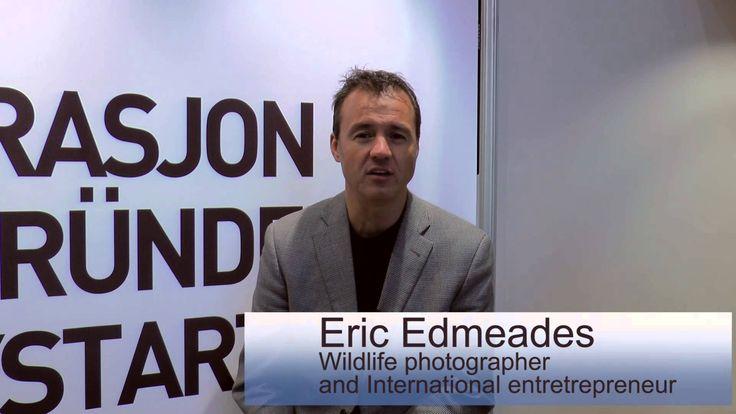 Entrepreneur? Gründer? - Interview with Eric Edmeades on Gründermessen. #videomarketing, #videomarkedsføring, #digitalmarketing