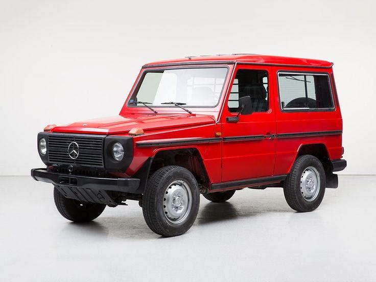 #Mercedes-Benz #Mercedes #G #G-Klasse