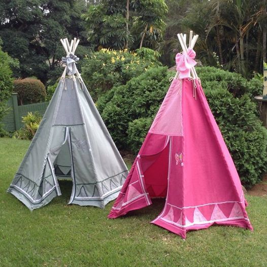 This kids play tent SEWING PATTERN tipi tepee can by AfricanGranny