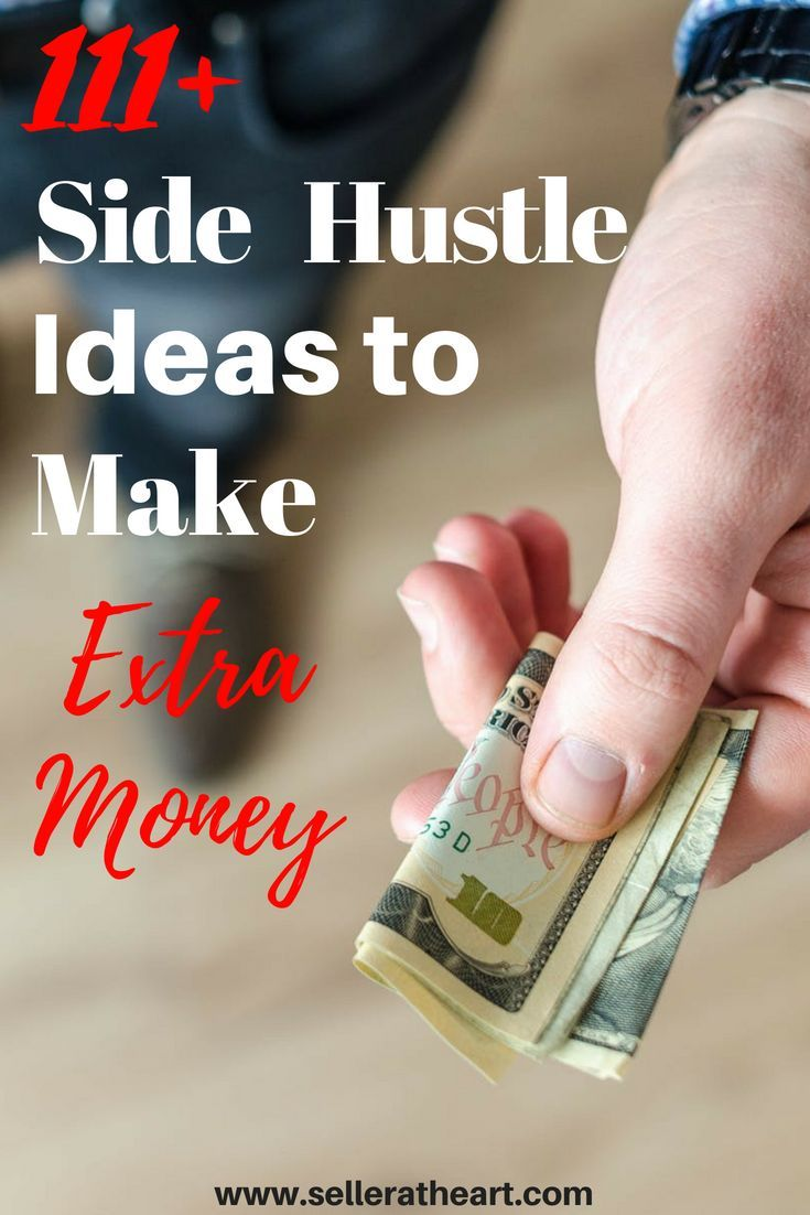 111 Side Hustle Ideas to Make Extra Money in 2019 | Millennial Money