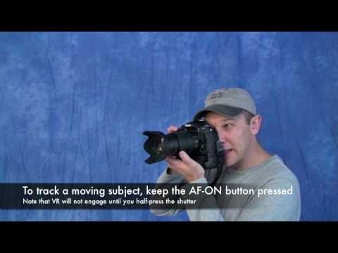 Mastering the AF-On technique with Nikon DSLRs