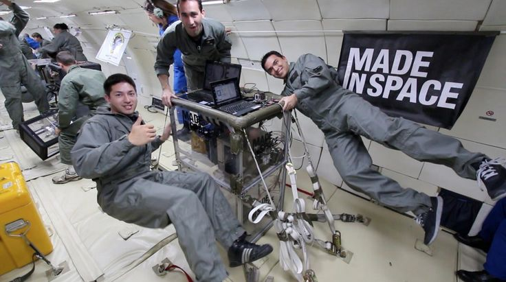 How a 3D printer will change life aboard the International Space Station