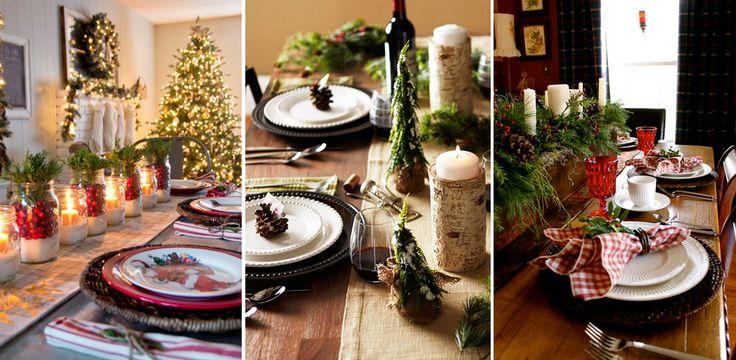 Come apparecchiare la tavola a Natale: idee e consigli utili!