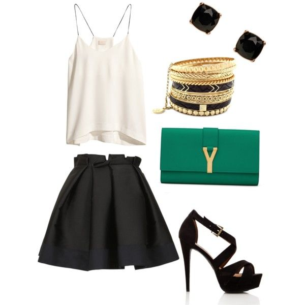 Night out - Polyvore
