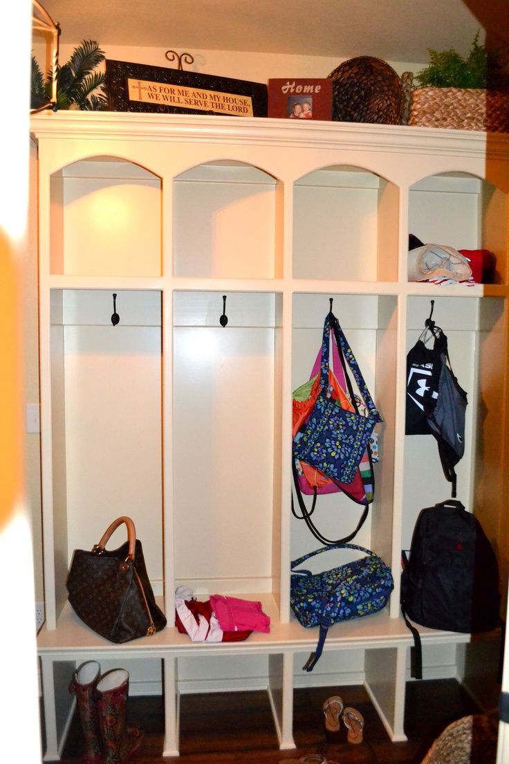 Mudroom Storage Bins : Best images about for the home on pinterest mudroom