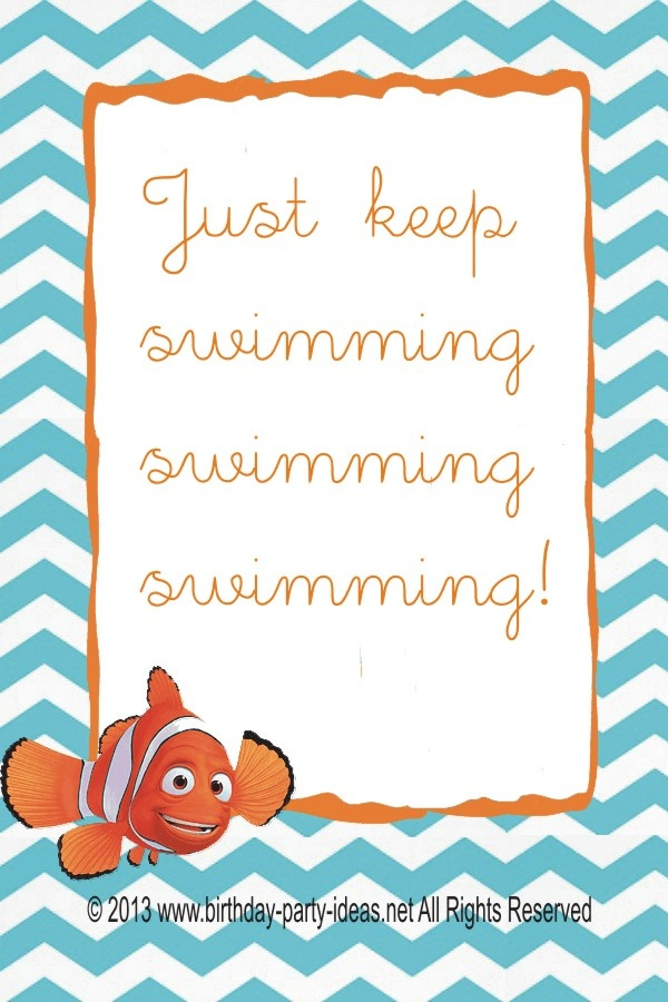 26 best Z Nemo party images on Pinterest | Searching, Birthday ...