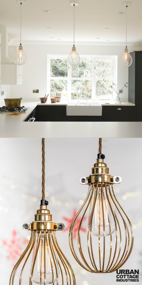 Cage Pendant Lights Made For You