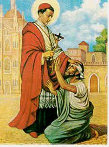 Image result for san carlos santo