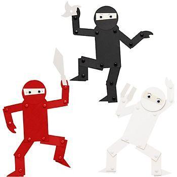 Ninja Action Kit