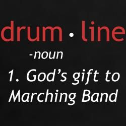 Definition of Drumline Tee