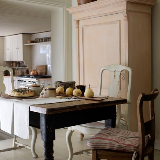 Fabulous Kitchen: 1000+ Images About Chalk Painted, Pink, Furniture On