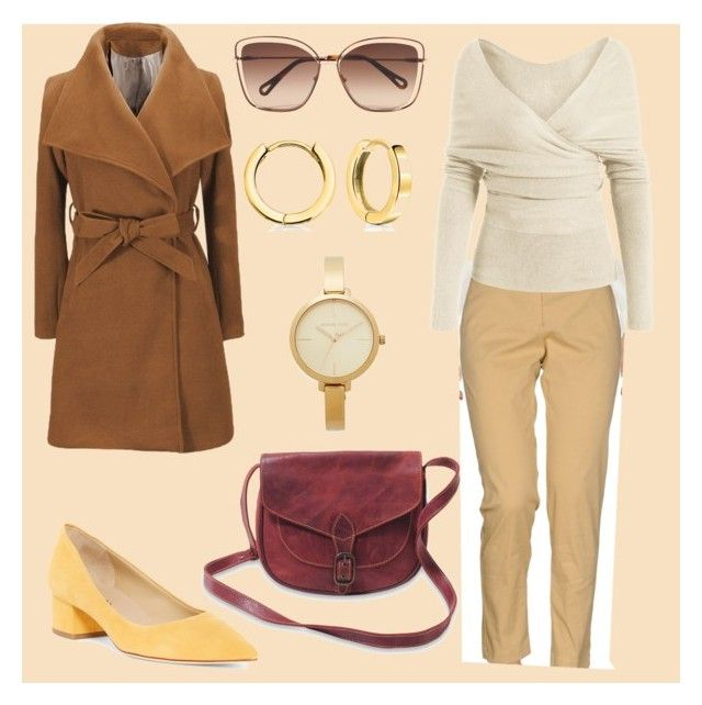 Style 1 by krisstik on Polyvore featuring polyvore, fashion, style, Gold Case, Via Spiga, Michael Kors, Bling Jewelry, Chloé and clothing