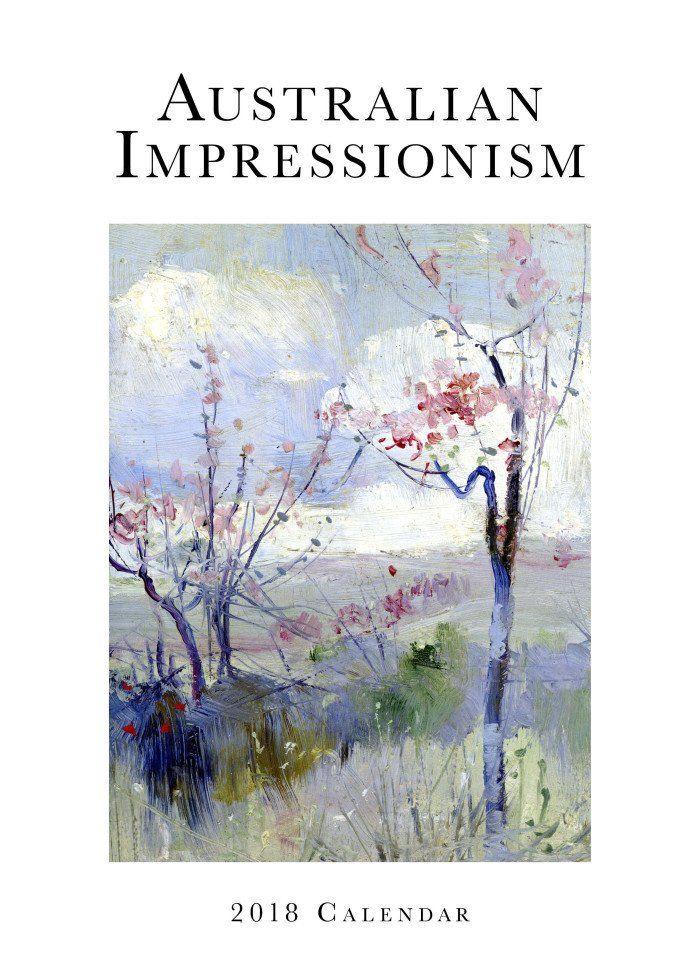 Australian Impressionism Calendar 2018