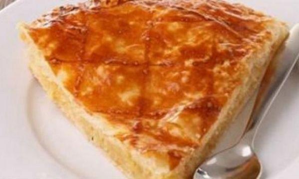 kristy talks...: Προτείνουμε εύκολη γιαουρτόπιτα χωρίς βούτυρο και ...