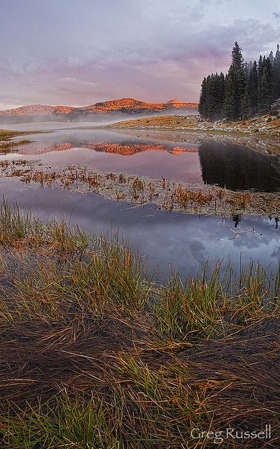 Valles Caldera National Preserve, New Mexico; photo by Greg Russell