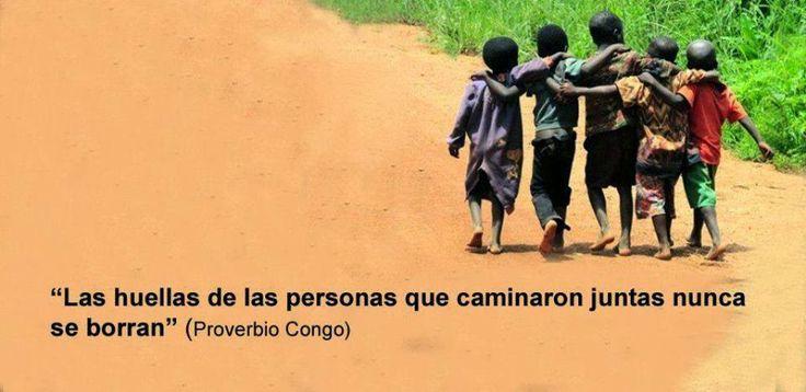 Las huellas de las personas que caminaron juntas nunca se borran. | Educación, Cambios Positivos y un Mundo Mejor - Alan Collado Conferencista