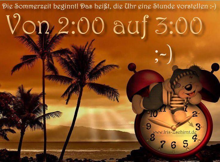 Nicht vergessen heute Nacht #sommerzeit #summertime #like4like #germany #europa #europe #uhr #uhrzeit #watch #zeit #zeitumstellung #2016 #märz #wochenende #samstagnacht #time #umstellung #umstellen #palme #sonnenuntergang #wecker #ozean #meer #sand #strand #beach #stunde #teddy #teddybear #beach