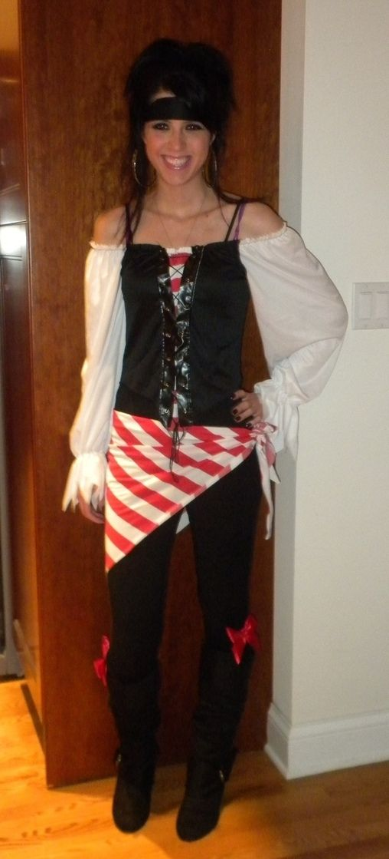 Homemade Women Pirate Costume Ideas Google Search