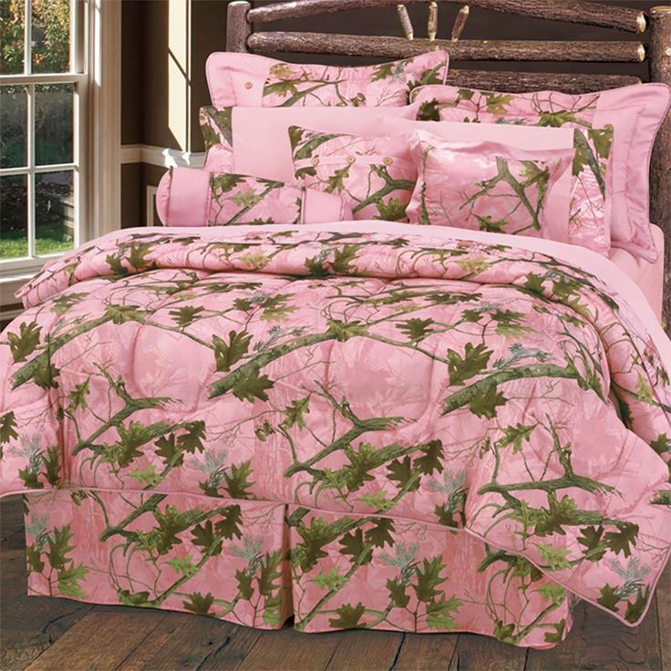 67 best pink camo bedroom stuff and bedding and blankets and ...