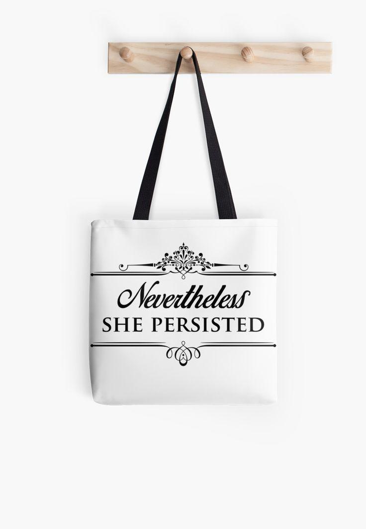 Nevertheless, She Persisted by Yuyutbaskoro