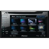 Pioneer AVH-P3100DVD 5.8-Inch In-Dash Touchscreen Double-Din DVD Multimedia A/V Receiver (Electronics)By Pioneer Mobile