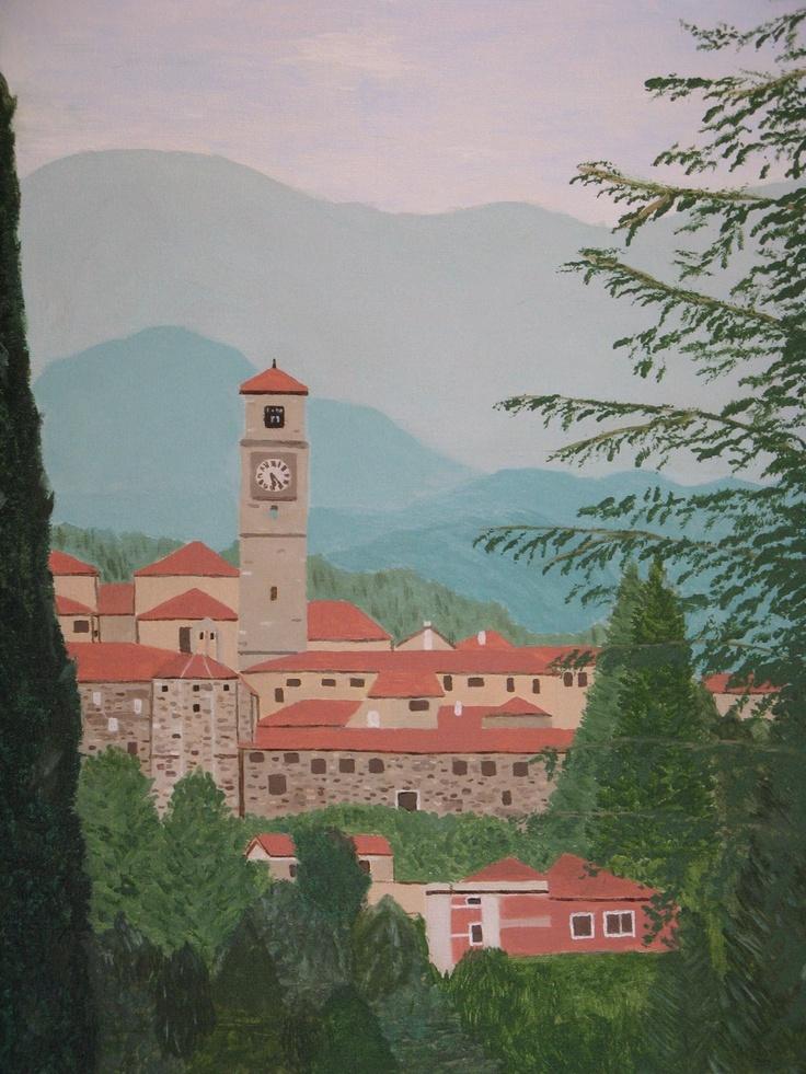 """San Daniele, Italy"""