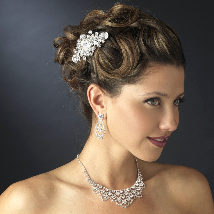 11 best Bridal Hair Combs images on Pinterest | Bridal comb ...