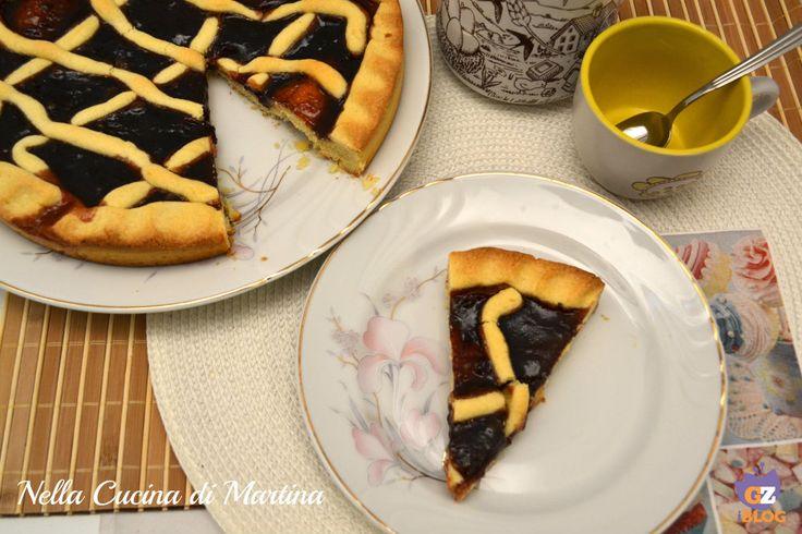 Crostata+con+marmellata,+ricetta+classica