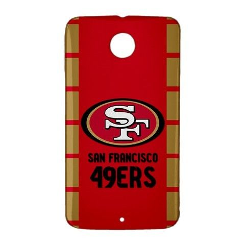 San Francisco 49ers Google Nexus 6 Case
