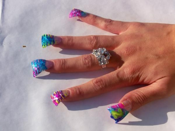 Image result for bad nail trends
