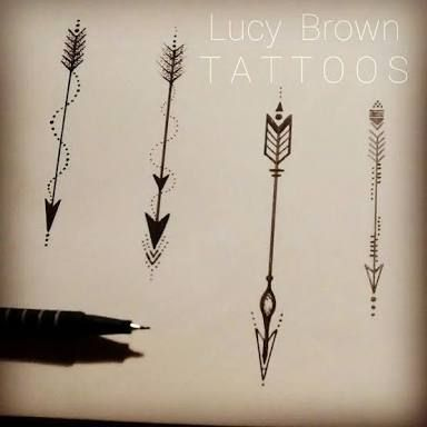 arrow tattoo designs - Google Search