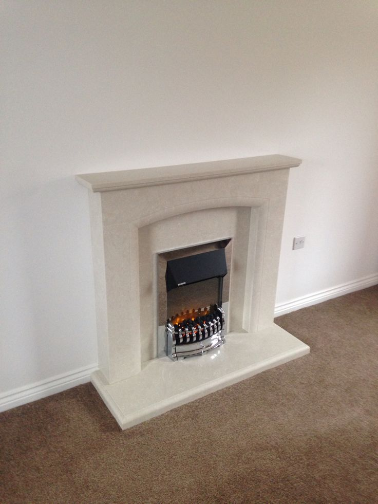 Fireplace Co Part - 20: Electric Fire Dimplex With Elgin And Hall Fireplace Installed By  Colesforfires.co.uk
